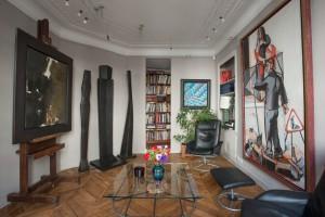 Salon bureau
