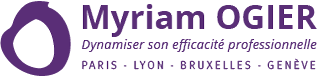 Myriam Ogier Logo